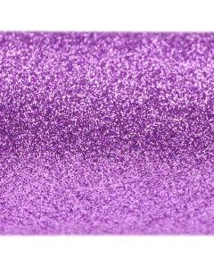 Lavender A4 Glitter Paper - Close Up