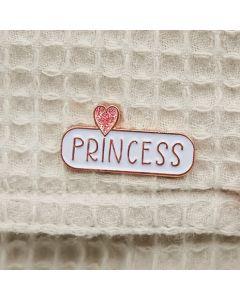 PRINCESS Enamel Pin Badge