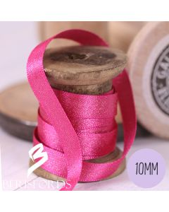 Berisfords Glitter Satin Ribbon 10mm