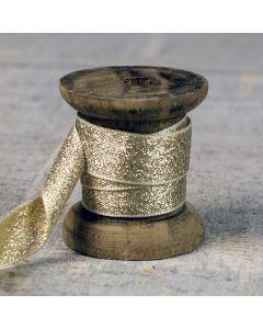 Lamé Glitz 15mm - Gold Colour 200
