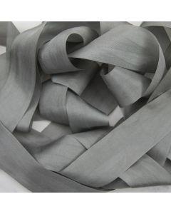 May Arts Gargoyle Grey (Colour 69) 32mm Pure Silk Ribbon x 1m