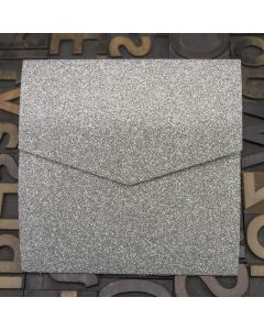 Enfolio Pocketfold Large Square - Silkweave Ivory