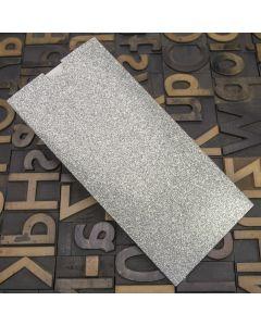 Enfolio Wallet (DL) - Silver Glitter Card