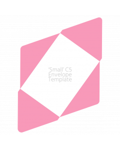 Small C5 Envelope Template
