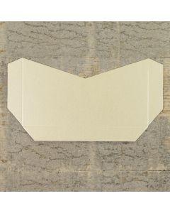 Enfolio Tentfold (Lg Sq) Add On Pocket - Vintage Ivory