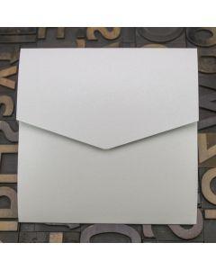 Enfolio Pocketfold (Lg Sq) - Soft Sheen Ivory