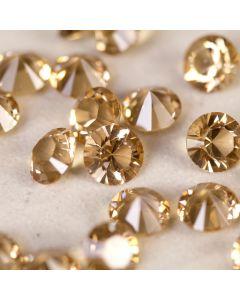 Light Colorado Topaz - Factory Pack of 720 SS24 Table Diamonds