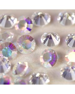 Crystal AB - Factory Pack of 360 SS29 Table Diamonds
