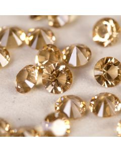 Light Colorado Topaz - Factory Pack of 360 SS29 Table Diamonds