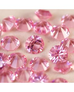 Light Rose - Factory Pack of 360 SS29 Table Diamonds