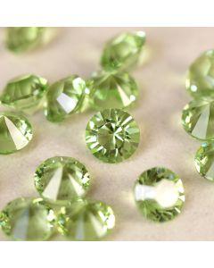 Peridot - Factory Pack of 360 SS29 Table Diamonds