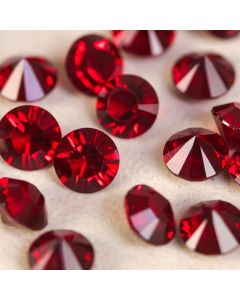 Ruby - Factory Pack of 360 SS29 Table Diamonds