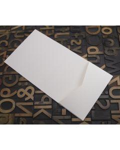 Enfolio Tentfold (Lg Sq) and Add On Pockets - Silkweave Ivory