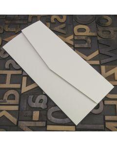 Enfolio Pocketfold (DL) - Silkweave White