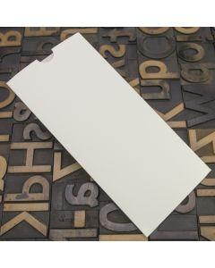 Enfolio Wallet (DL) - Silkweave White