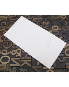 Enfolio Tentfold (Lg Sq) and Add On Pockets - Silkweave White