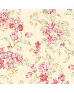 Valentina Bouquet Decorative Paper - Zoom