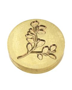 Botanical No.1 - Wax Seal Stamp