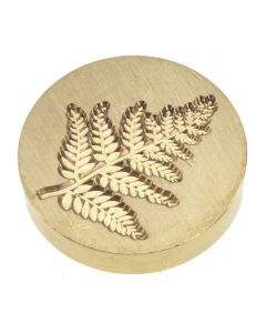 Botanical Fern - Wax Seal Stamp