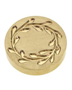Botanical Wreath - Wax Seal Stamp
