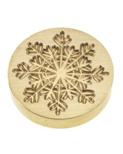 Snowflake - Wax Seal Stamp