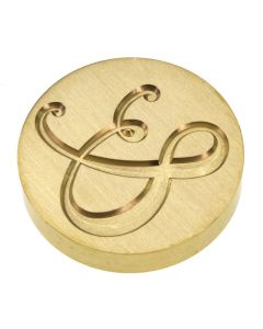 Ampersand - Wax Seal Stamp