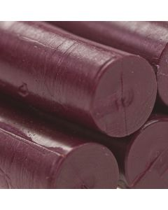 Burgundy Glue Gun Sealing Wax (Matt)