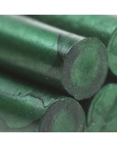 Dark Green Glue Gun Sealing Wax Sticks (Pearl) - 8mm