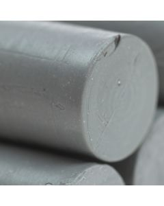 Grey Glue Gun Sealing Wax Sticks (Matt) - 11mm