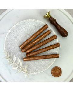 Copper Glue Gun Sealing Wax Sticks (Pearl) - 11mm