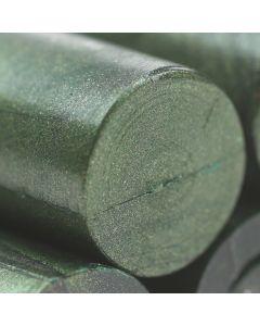 Moss Green Glue Gun Sealing Wax Sticks (Pearl) - 11mm