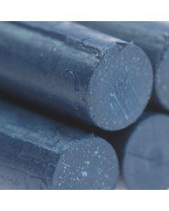 Steel Blue Glue Gun Sealing Wax Sticks (Matt) - 8mm