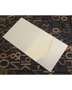 Enfolio Tentfold (Lg Sq) and Add On Pockets - Vintage Ivory Lustre