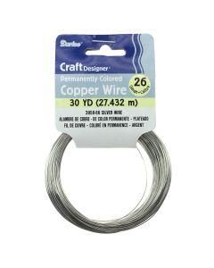 Silver Wire 26 Gauge