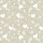 Amora Ivory Decorative Paper - Zoom