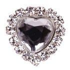 Diamante Gem Heart Mini