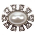 Helena Pearl and Diamante Embellishment