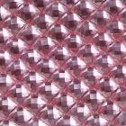 Pink Diamante Sheet - Zoom