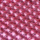 Fuchsia Pink Diamante Sheet - Zoom