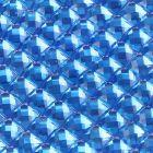 Turquoise Diamante Sheet - Zoom