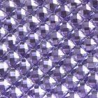 Lilac Diamante Sheet - Zoom