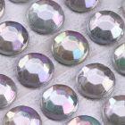6mm AB effect Self Adhesive Jewel Gems