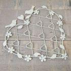 Ivory Wirework Frame with Birds
