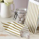 Antique Gold and Ivory Candy Bags