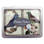 Birds Petite Notes - Tin