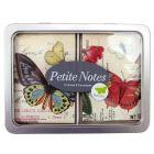 Butterflies Petite Notes - Tin