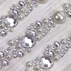 Passionato - Diamante and Pearl Self Adhesive Embellishment