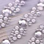 Passionato (Clear Diamante) Self Adhesive Embellishment