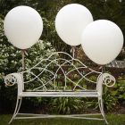 Feature Balloons 36 Inch (White)