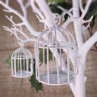 Mini Birdcage with Door (White) on Wishing Tree